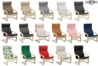 Sillon Poang E9dx Ikea Poà Ng Armchair Replacement Cover Various Colours Chair Not