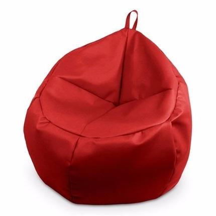 Sillon Puff Drdp Puff Lunics Sillon Tipo Oval Rojo 799 00 En Mercado Libre