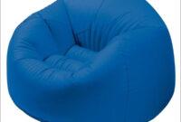 Sillon Puff U3dh Silla Sillon Puff Inflable Hogar Intex 100kg Maximo Bs 1