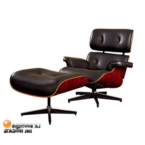 Sillon Relax Piel T8dj Sillà N Relax De Piel Diseà O Modelo Lounge Con Reposapià S Otoman