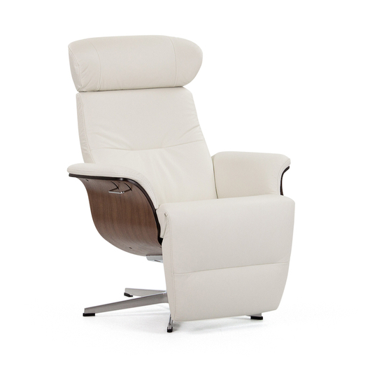 Sillon Relax Piel Tldn 0455 032 Sillà N Relax Full Time Out En Piel Color Blanco Primera