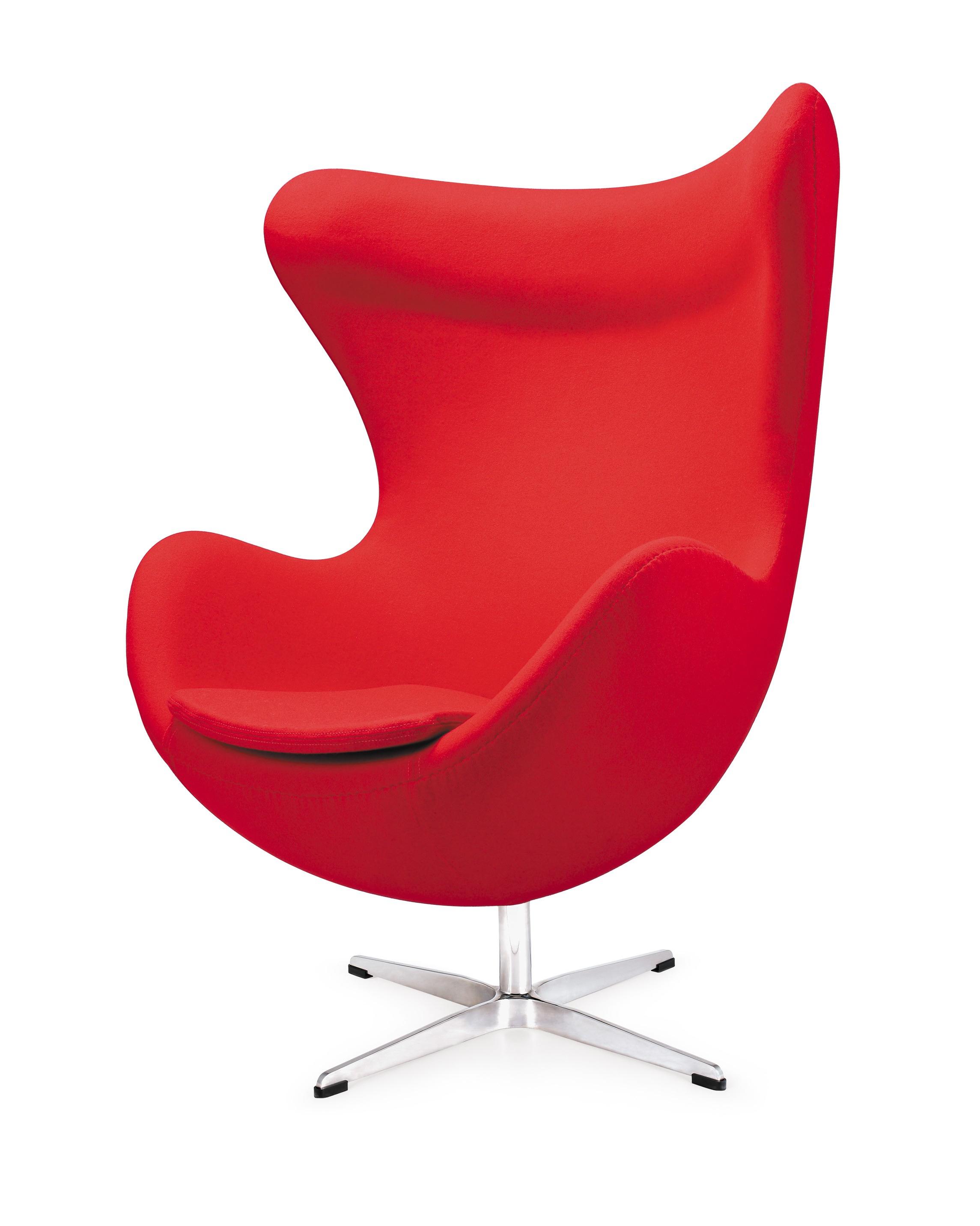 Sillon Rojo 87dx Sillà N De Color Rojo Con Patas De Metal Bibeca