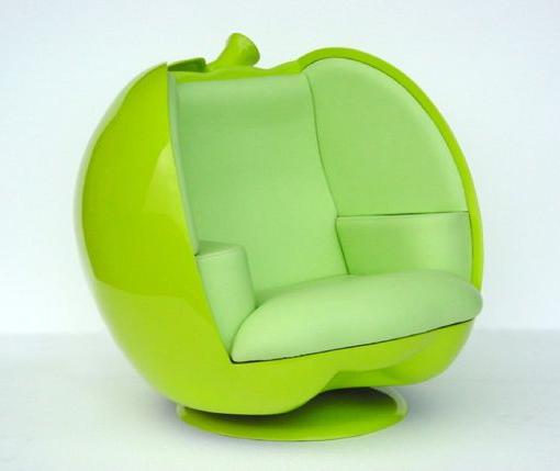 Sillon Verde 4pde Un Sillà N Verde Manzana
