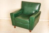 Sillon Verde 9fdy Sillà N Verde Prar Muebles Vintage En todocoleccion