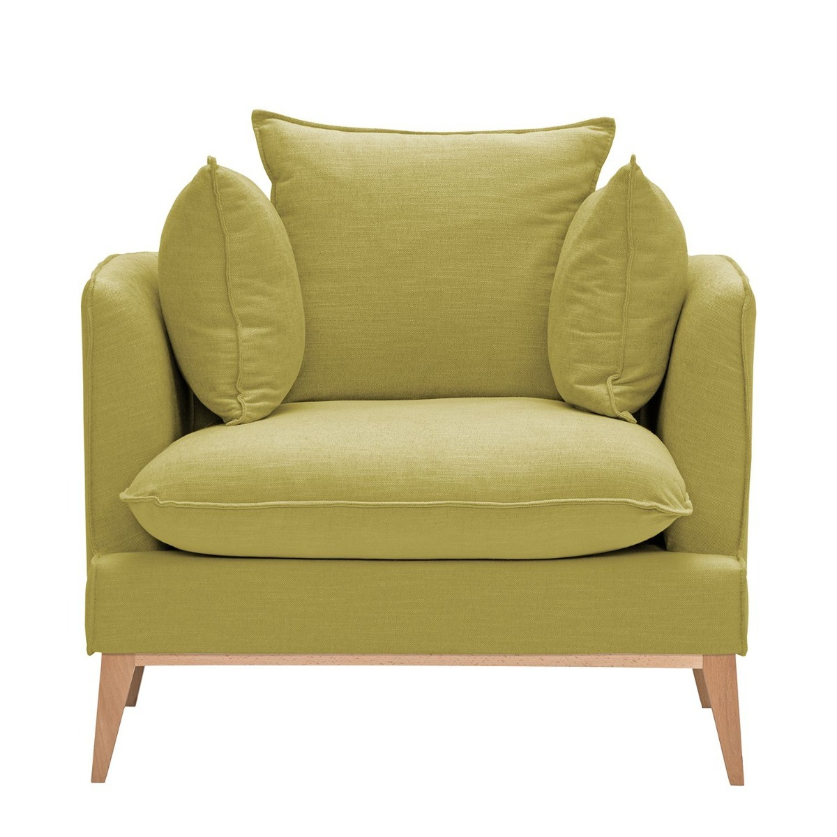Sillon Verde H9d9 Sillà N Nelson Estilo Moderno Color Verde Olivo 8 889 00 En