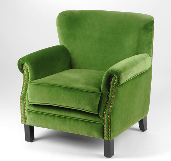 Sillon Verde Zwd9 butaca Verde Vintage Casanova No Disponible En Portobellostreet