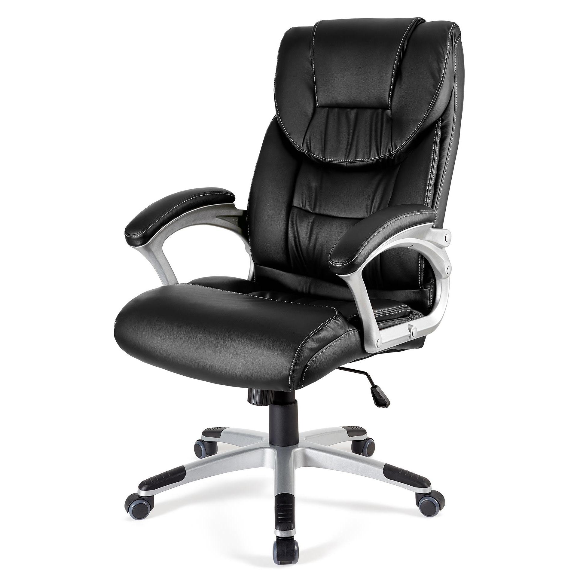 Sillones De Oficina 9ddf Sillà N De Oficina Baltimore En Piel Color Negro Sillà N De Oficina