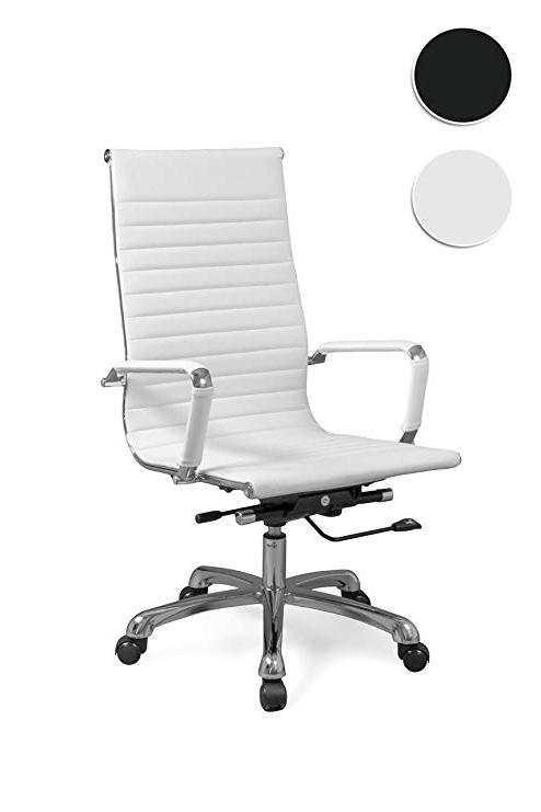 Sillones Despacho Gdd0 Due Home Silla De Oficina Sillà N Giratorio Para Despacho O Oficina Medidas 57x104x66cm â Boss Blanco