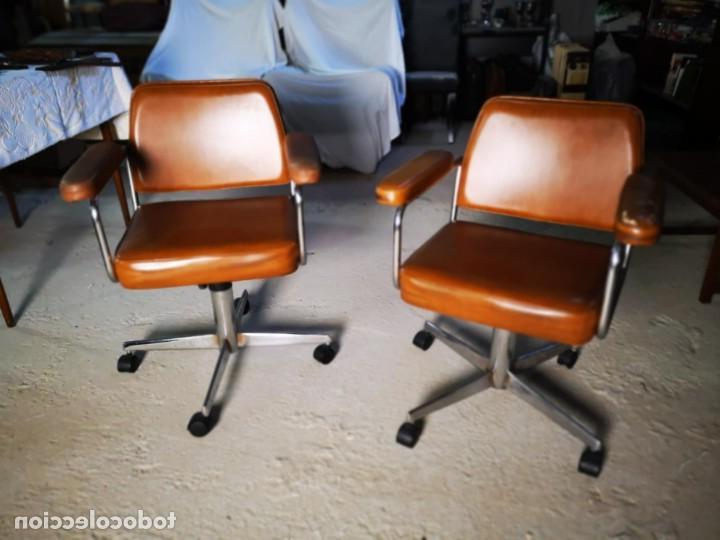 Sillones Despacho Y7du Dos Sillones De Despacho Vintage