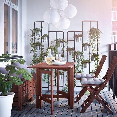 Sillones Jardin Ikea H9d9 Muebles De Terraza Para Espacios Pequeà Os by Ikea 4