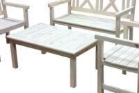 Sillones Jardin Xtd6 Juego De Jardà N Chelsea Fabrica De Muebles forestry Muebles De