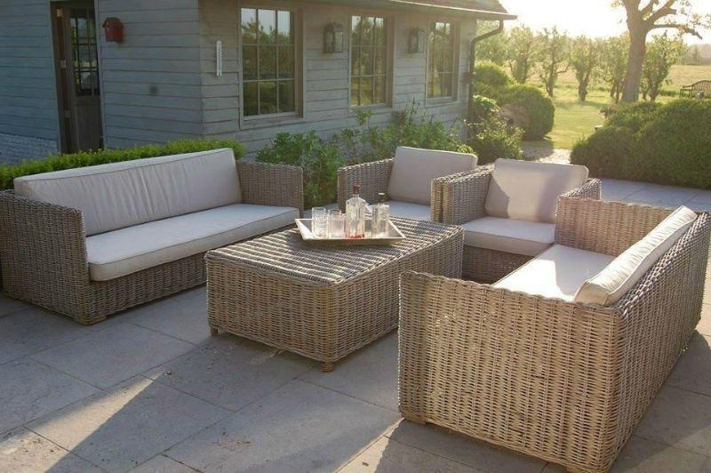 Sillones Para Terrazas Mndw Muebles Para La Terraza Que Ayudan A Crear Ambientes CÃ Lidos Y