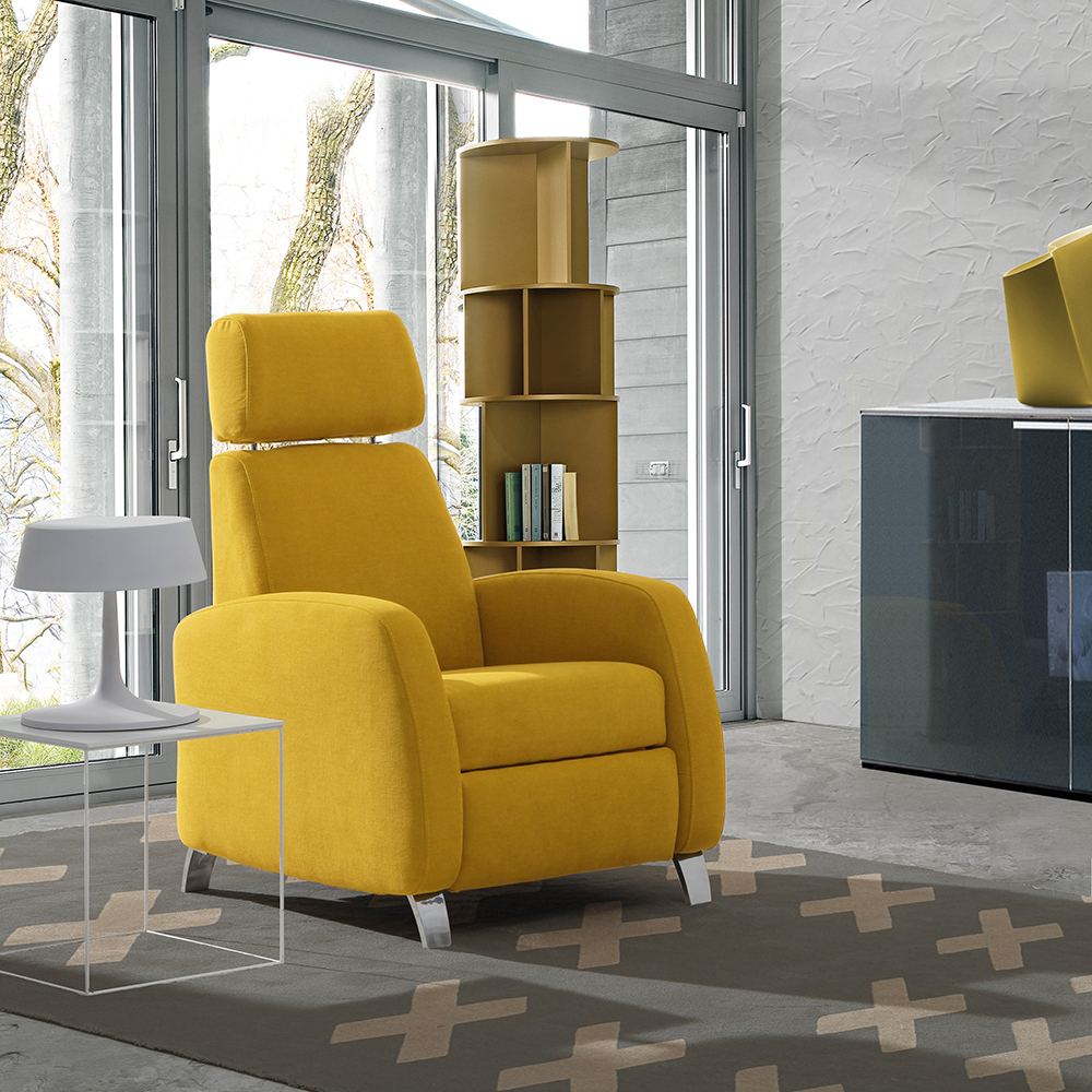 Sillones Relax Modernos 87dx Relax Moderno GÃ Minis Muebles DÃ Azmuebles DÃ Az