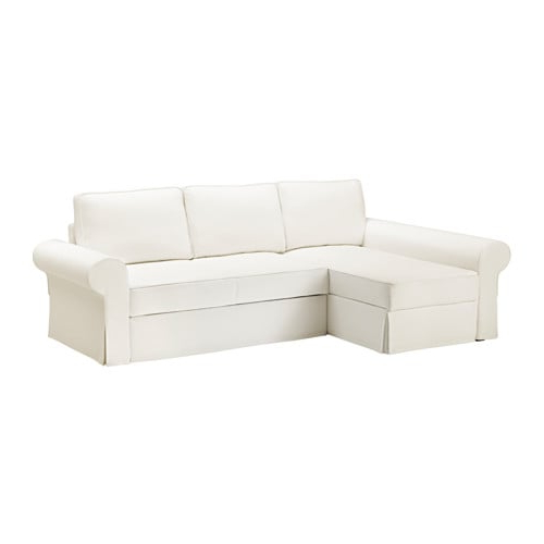 Sofá Cama Chaise Longue Mndw Backabro sofà Cama Con Chaiselongue Hylte Blanco Ikea
