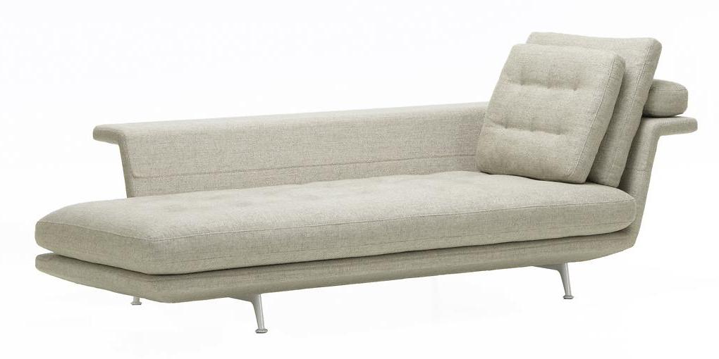 Sofá Chaise Longue 0gdr Vitra Designovà SedaÄ Ky Grand sofa Chaise Longue Biano