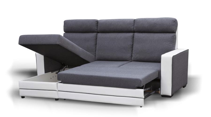 Sofá Chaise Longue Q0d4 Excelente sofa Cama Chaise Longue Y Arcon sof C3 A1 Miami Png Fit
