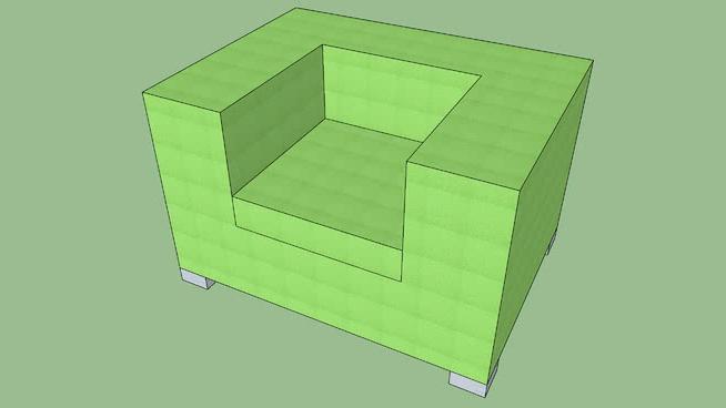 Sofa 1 Plaza X8d1 sofa 1 Plaza 3d Warehouse