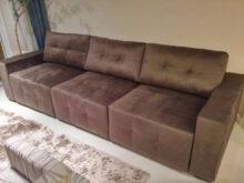 Sofa 2 Metros Wddj sofà Retratil Tabaco 2 Metros R 1 335 00 Em Mercado Livre