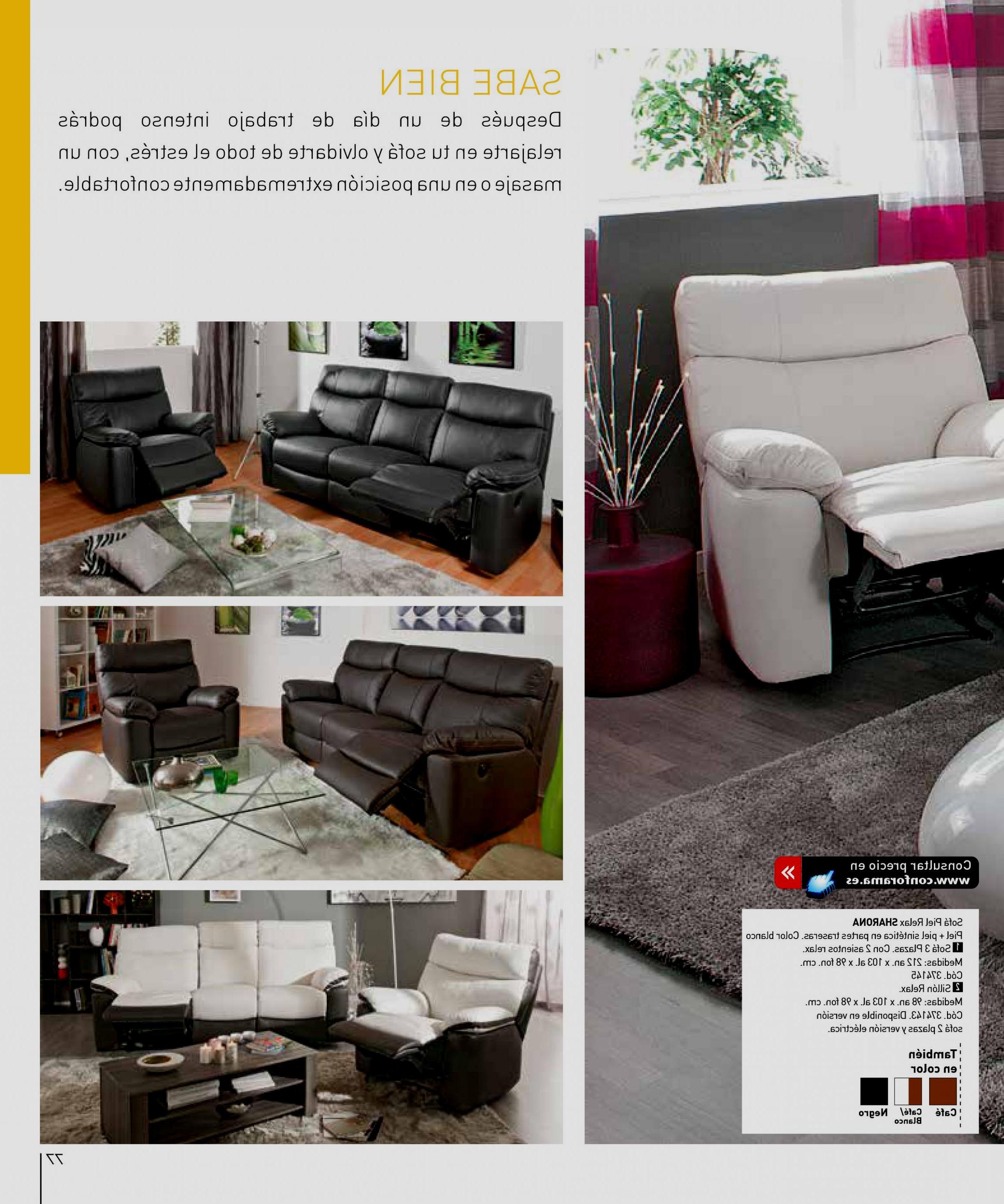 Sofa 2 Plazas Conforama Mndw Sillon Relax Electrico Merkamueble Agradable sofa 2 Plazas Conforama