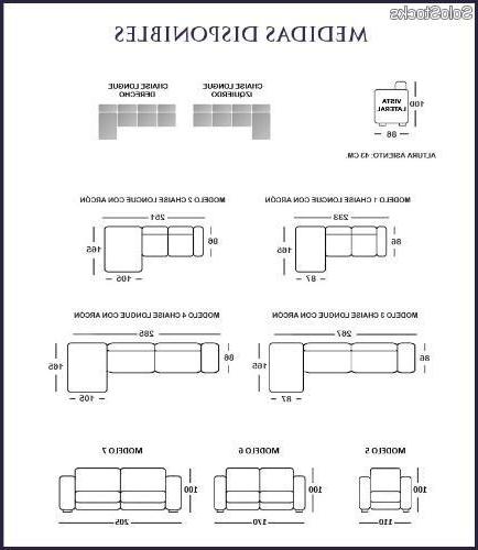 Sofa 3 Plazas Medidas S5d8 A Prà Ctico sofà Disponible En 3 2 Y 1 Plazas Y Con Chaise