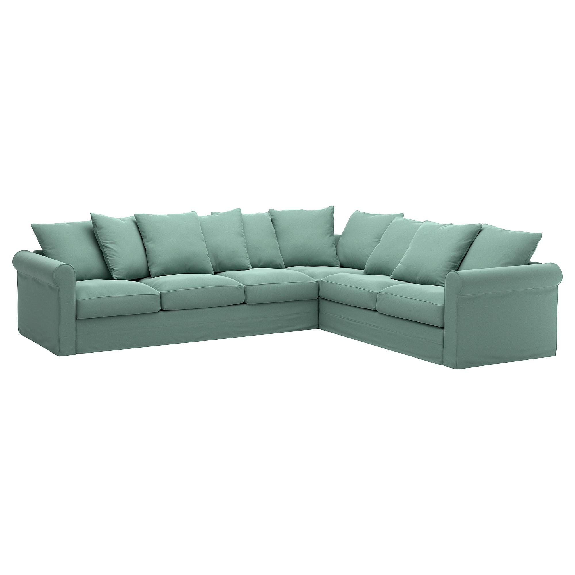 Sofa 5 Plazas Zwd9 Grà Nlid sofà 5 Plazas Esquina Ljungen Verde Claro Ikea