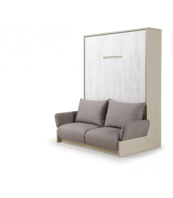 Sofa Abatible E9dx La Cama Abatible Con sofà Mà S Moderna Para Pisos Pequeà Os De Noel