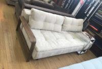 Sofa Alto U3dh Alto Dual sofa Bed W Ran Arms Queen Size Chenille Oatmeal by