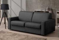 Sofa Alto Xtd6 Alto 3 Seat sofa Bed Black Absolute Home