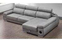Sofa asientos Deslizantes 3id6 sofà Chaise Longue Oihana Con Arcà N Brazos Y asientos Deslizantes