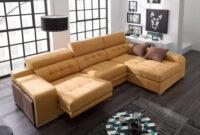 Sofa asientos Deslizantes S5d8 sofà Horus asientos Deslizantes Y Cabezales Abatibles Envà O Gratis
