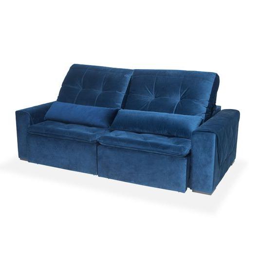 Sofa Azul Drdp sofà Retrà Til E Reclinà Vel Ravena Azul Austin toqueacampainha
