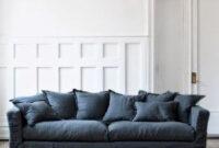 Sofa Azul Marino 3id6 Fantastico sofa Azul Marino Bendito Sillones Pinterest Zuhause