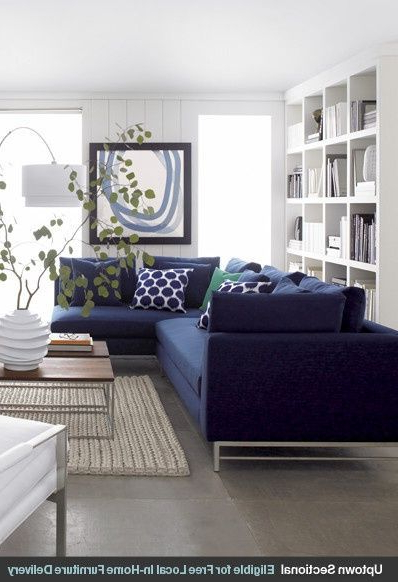 Sofa Azul Marino 4pde Indigo is In Decoracion Living Room Sectional sofa Y Room