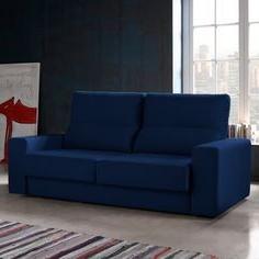 Sofa Azul Marino 4pde Meraviglioso sofa Azul Marino Fernando Fabric Left Hand Bed Corner