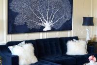 Sofa Azul Marino 87dx sofa Azul Marino Estilo Por Familia Diseno Interior