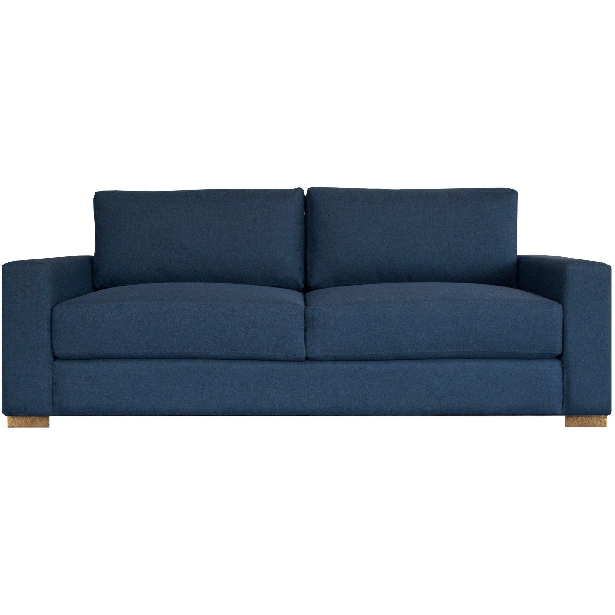Sofa Azul Marino Fmdf sofà De 3 Plazas Azul Marino Tu Gow