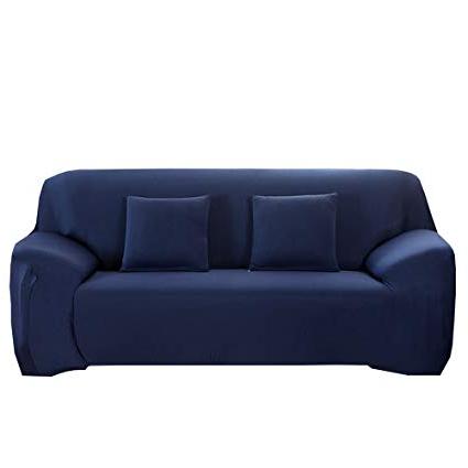 Sofa Azul Marino Jxdu Winomo Funda De sofa Elastica 3 Plazas Azul Marino Hogar