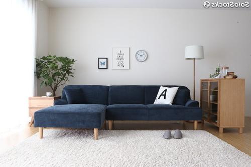 Sofa Azul Marino Tqd3 sofà Alpino Nà Rdico Azul Oscuro Cheslong O Esquinero