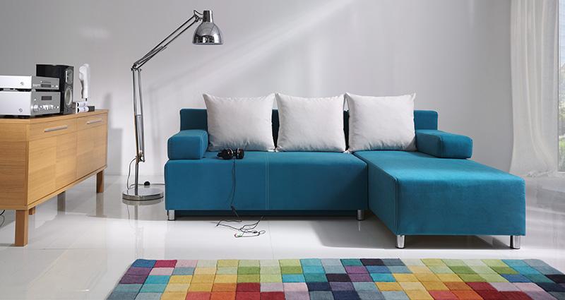 Sofa Azul Marino Wddj sofà En L Azul Marino Exposà Adecuacià N De Locales Erciales