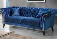 Sofa Azul Marino Whdr sofa Azul Marino Decoracià N sofà De Color Gris Para El Salà N