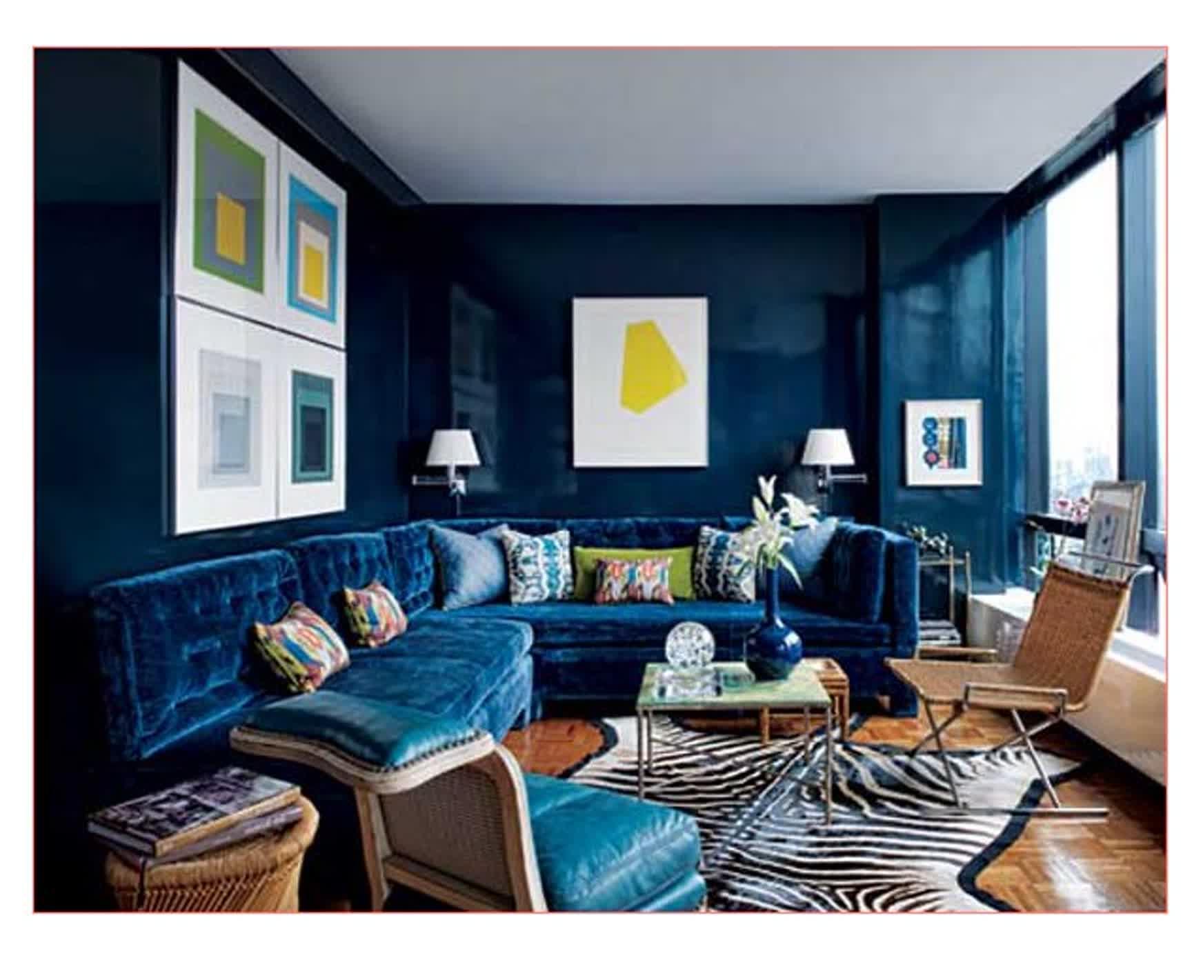 Sofa Azul Marino X8d1 Decorativos Relacionados Con El Artà Culo sobre El sofà Azul Marino A
