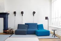 Sofa Bajo Thdr Confluences De Philippe Nigro Para Ligneroset Un sofà Bajo