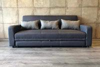 Sofa Bajo Y7du Decova Mobily sofa Cama Francia Gris Oxford Con Bajo Cama