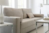 Sofa Cama 3 Plazas Ftd8 sofà Cama Tapizado De 3 Plazas Loira