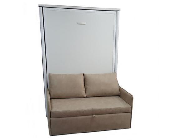 Sofa Cama Abatible Vertical Bqdd Cama Abatible Con sofÃ