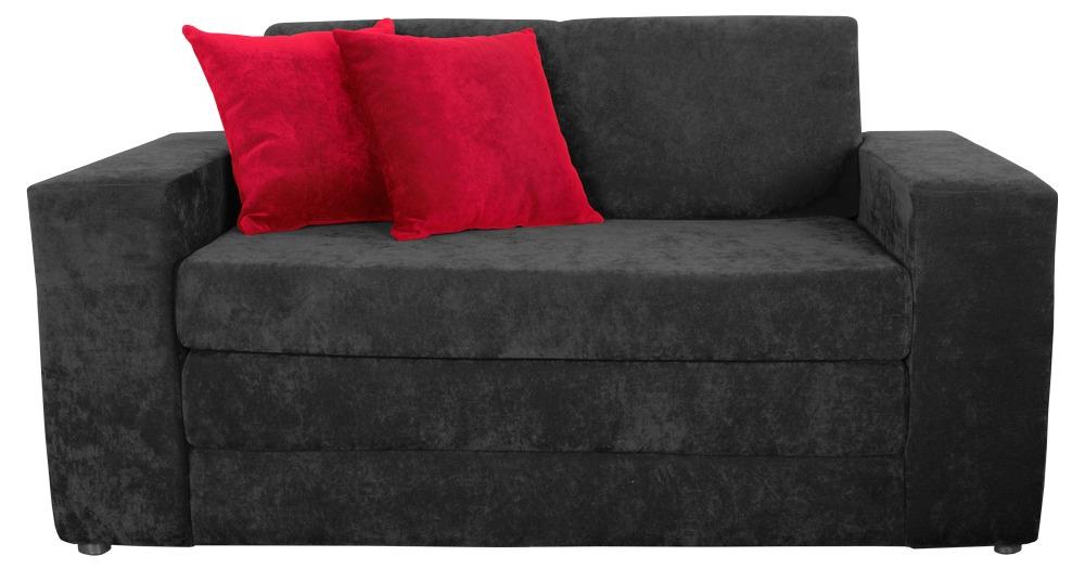 Sofa Cama Barcelona 9fdy sofacama Barcelona Alisson R2 Negro 699 900 En Mercado Libre