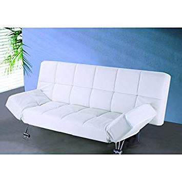 Sofa Cama Blanco 0gdr Centro Hogar Sà Nchez sofà Cama Clic Clac Modelo Polo Tapizado En Polipiel Color Blanco