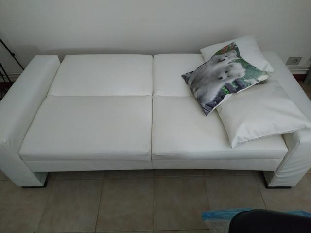 Sofa Cama Blanco Thdr sofà Cama Blanco Bipiel