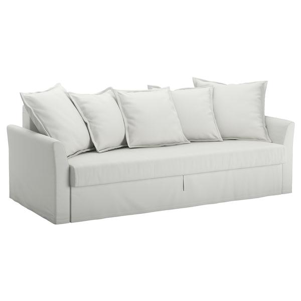 Sofa Cama Blanco Tldn sofà Cama 3 Plazas Holmsund orrsta Blanco Gris Claro