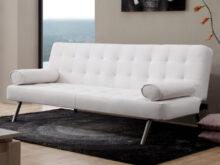 Sofa Cama Clic Clac Q5df sofà Cama Clic Clac Piel Sintà Tica Blanco O Negro Michelle